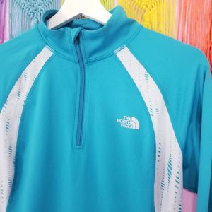 The North Face Lightweight Pullover Running Jacket